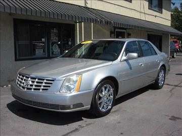 2007 Cadillac DTS for sale in Taylor, PA