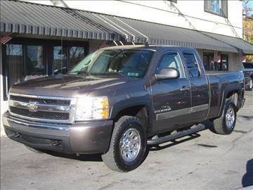 2007 Chevrolet Silverado 1500 for sale in Taylor, PA