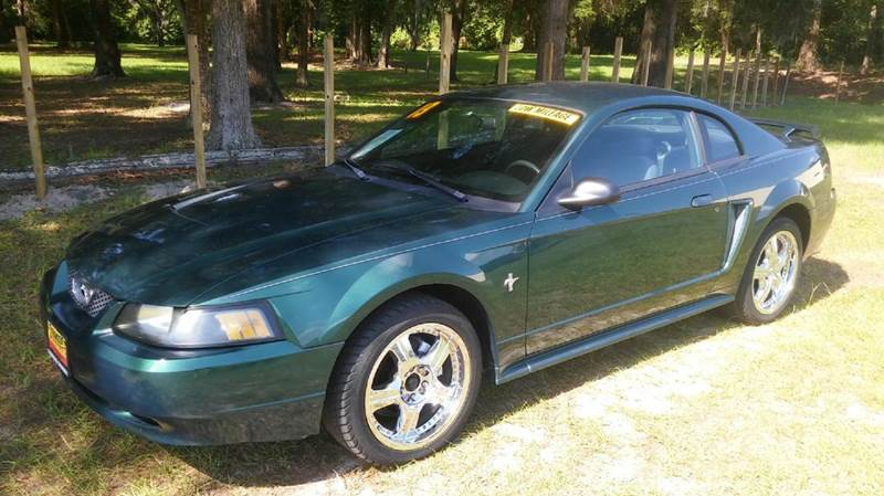 Ford Mustang 2003 Base 2dr Fastback