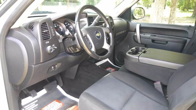 2010 Chevrolet Silverado 2500HD 4x4 LT 4dr Crew Cab LB - Ocala FL