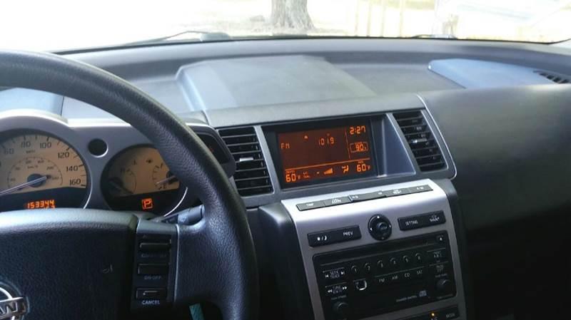 2005 Nissan Murano SE 4dr SUV - Ocala FL