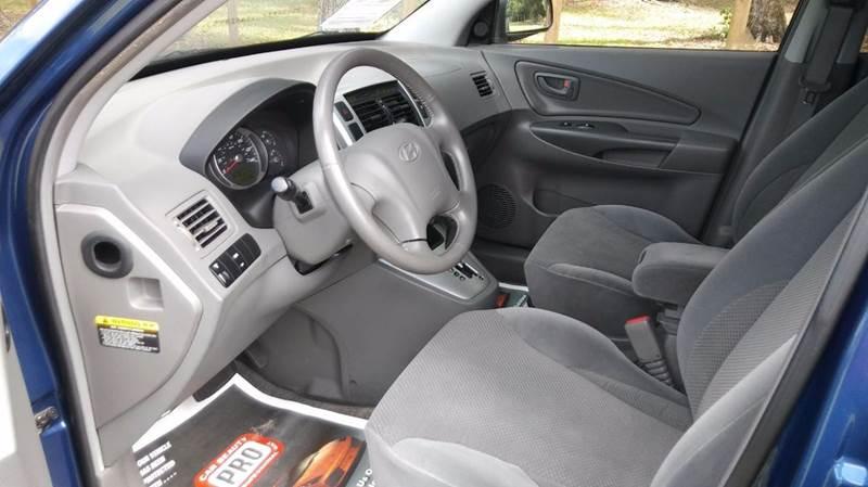 2007 Hyundai Tucson Limited 4dr SUV - Ocala FL