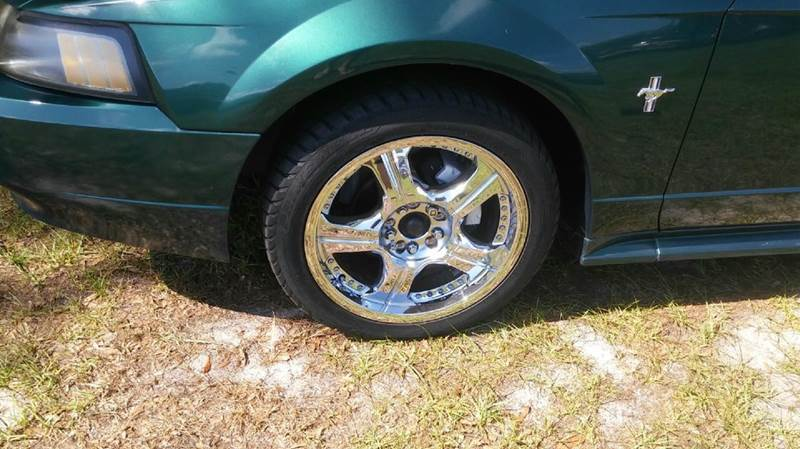 2003 Ford Mustang 2dr Coupe - Ocala FL