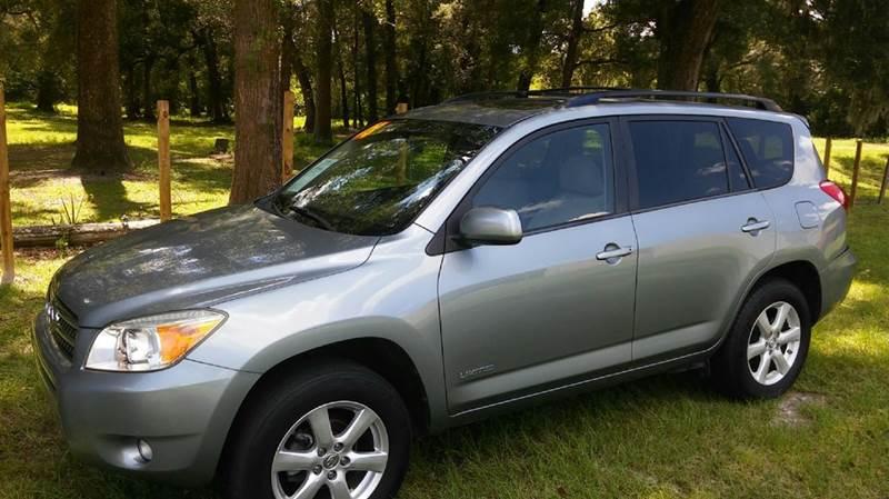 2008 Toyota RAV4 Limited 4dr SUV - Ocala FL