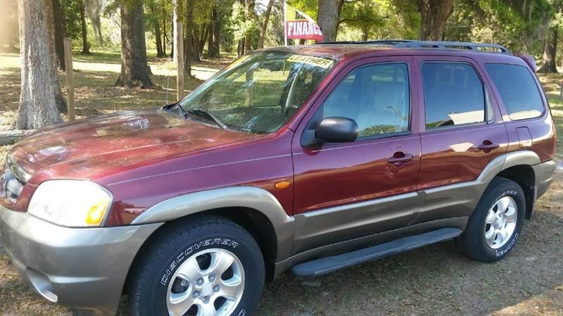 2003 Mazda Tribute ES-V6 4dr SUV - Ocala FL