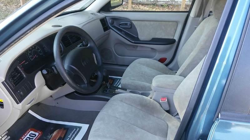 2003 Hyundai Elantra GLS 4dr Sedan - Ocala FL