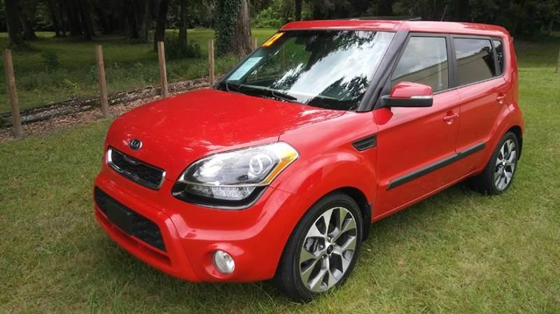 Kia Soul 2012 ! 4dr Wagon