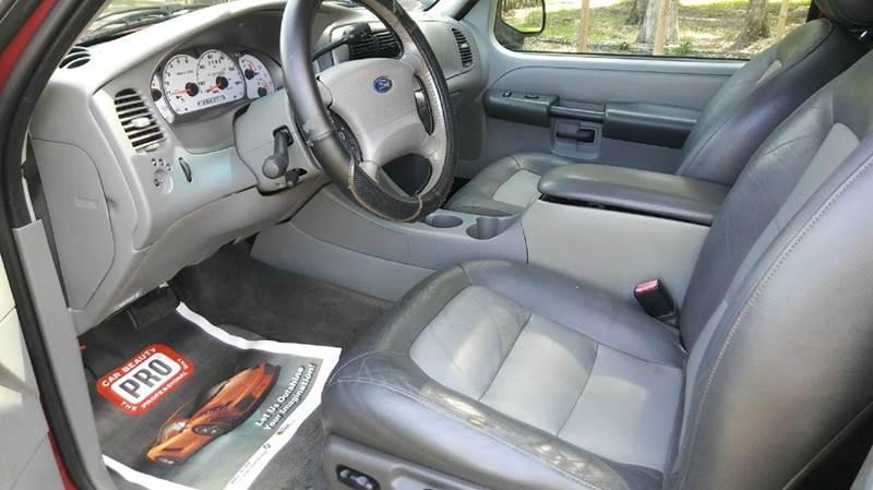 2003 Ford Explorer Sport XLS 4WD 2dr SUV - Ocala FL