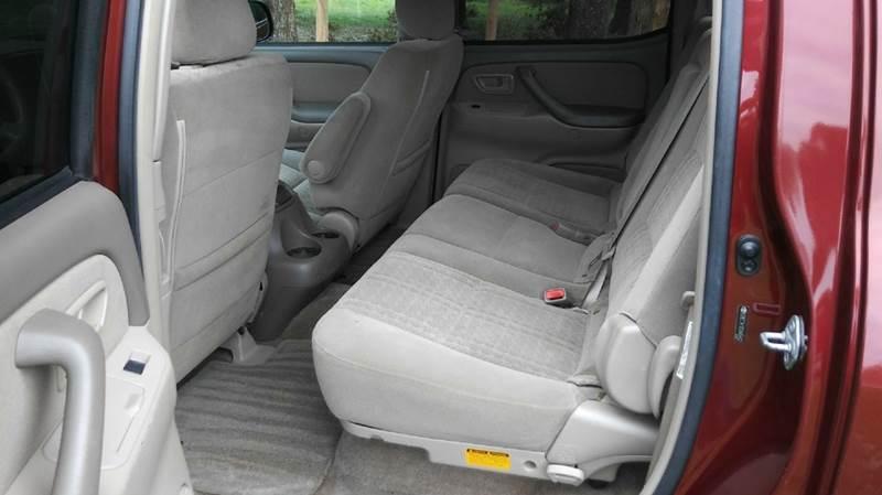 2005 Toyota Tundra 4dr Double Cab SR5 RWD SB V8 - Ocala FL