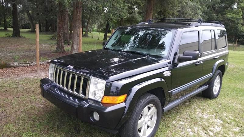 2007 Jeep Commander Sport 4dr SUV - Ocala FL