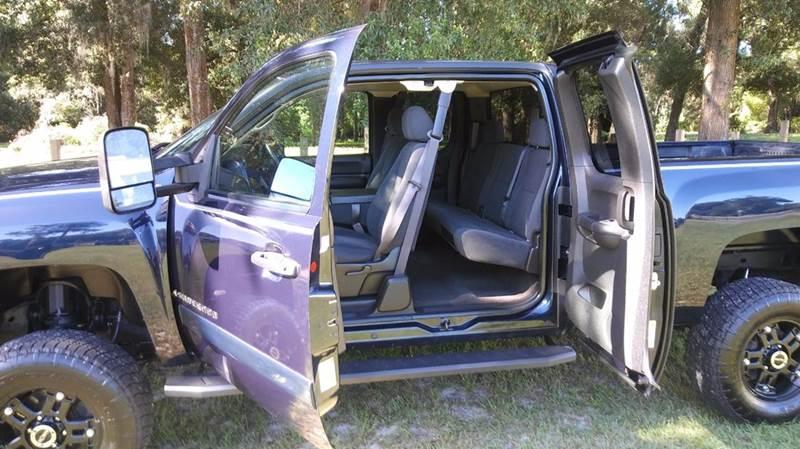 2007 Chevrolet Silverado 1500 LT1 4dr Extended Cab 5.8 ft. SB - Ocala FL