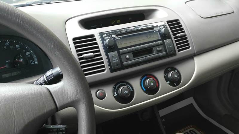 2002 Toyota Camry LE 4dr Sedan - Ocala FL