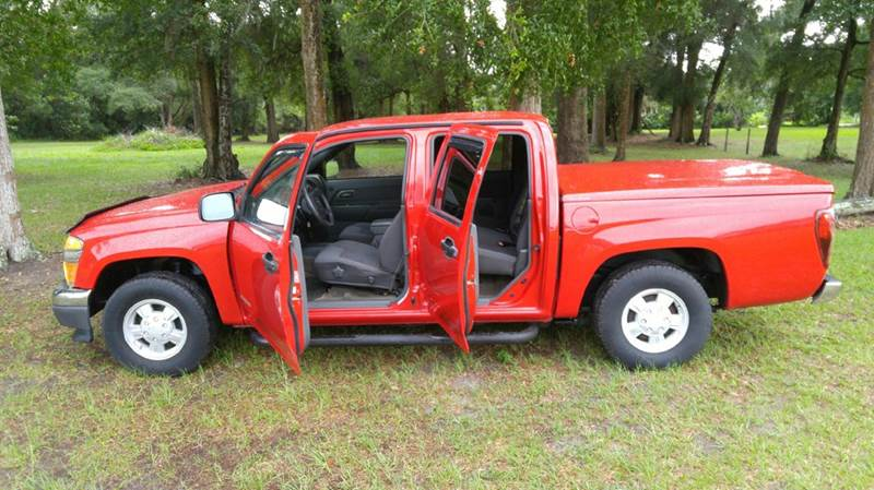 2005 Chevrolet Colorado 4dr Crew Cab Z85 LS Rwd SB - Ocala FL