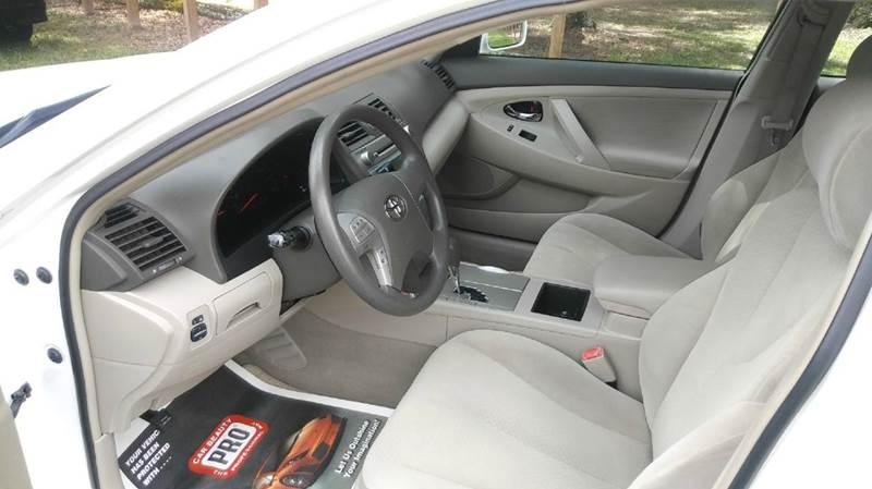 2007 Toyota Camry LE V6 4dr Sedan - Ocala FL