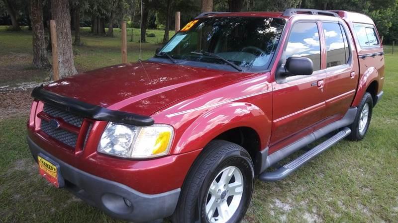 2005 Ford Explorer Sport Trac 4dr XLT Crew Cab SB RWD - Ocala FL