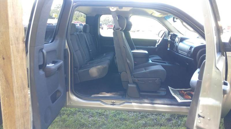 2008 Chevrolet Silverado 1500 2WD LT1 4dr Extended Cab 5.8 ft. SB - Ocala FL