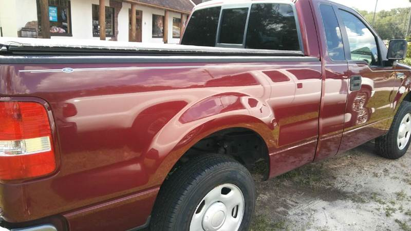 2006 Ford F-150 XL 2dr Regular Cab Styleside 6.5 ft. SB - Ocala FL