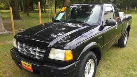 2002 Ford Ranger for sale in Ocala, FL