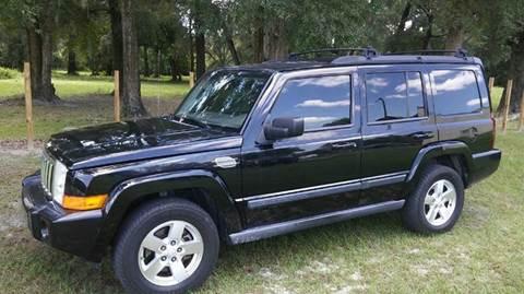 jeep commander for sale ocala fl. Black Bedroom Furniture Sets. Home Design Ideas