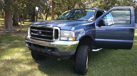 2004 Ford F-250 Super Duty for sale in Ocala, FL