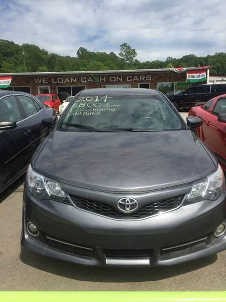 2014 Toyota Camry SE 4dr Sedan - Fort Smith AR