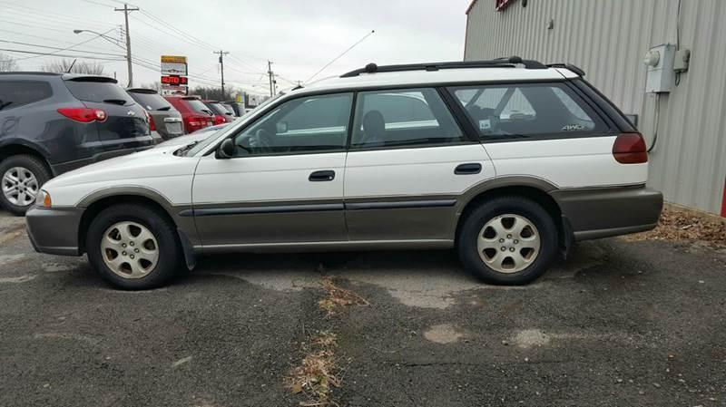1998 Subaru Legacy AWD Outback 4dr Wagon - Fort Smith AR