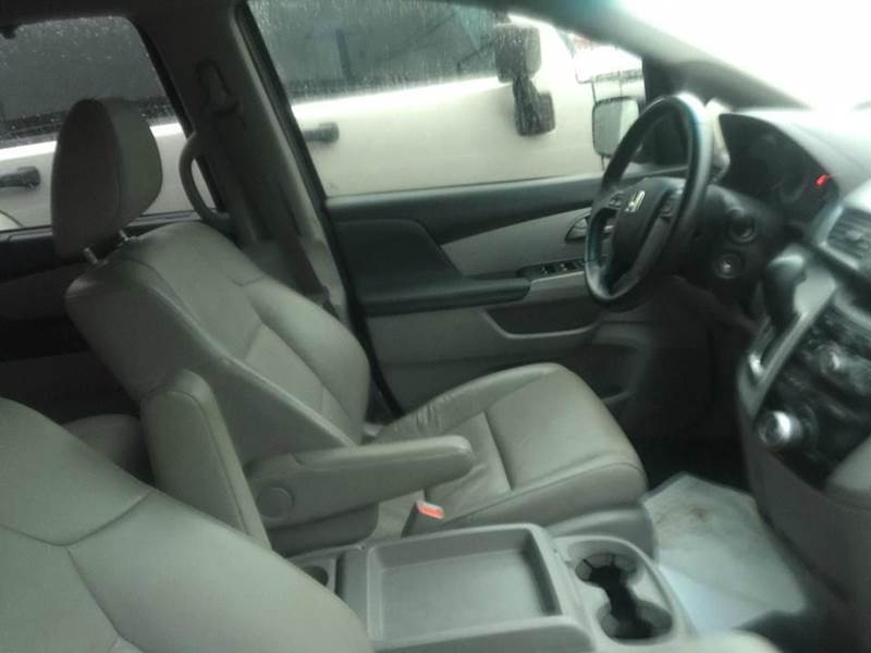 2012 Honda Odyssey EX-L 4dr Mini-Van - Fort Smith AR
