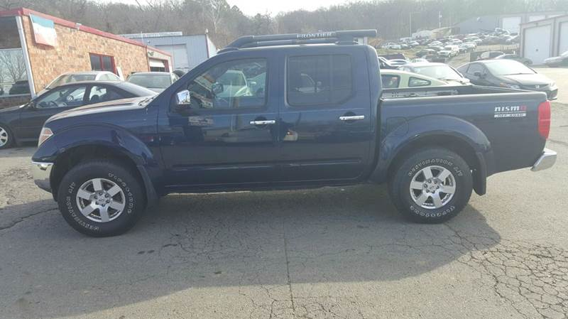 2007 Nissan Frontier Nismo 4dr Crew Cab 5.0 ft. SB (4L V6 5A) - Fort Smith AR