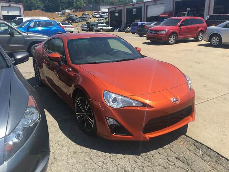 2014 Scion FR-S 2dr Coupe 6M - Fort Smith AR