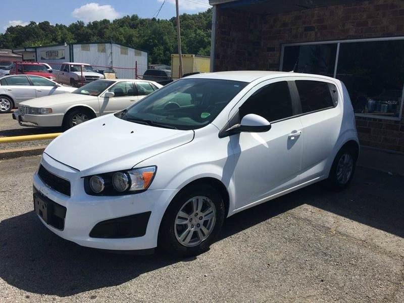 2012 Chevrolet Sonic LT 4dr Hatchback w/2LT - Fort Smith AR
