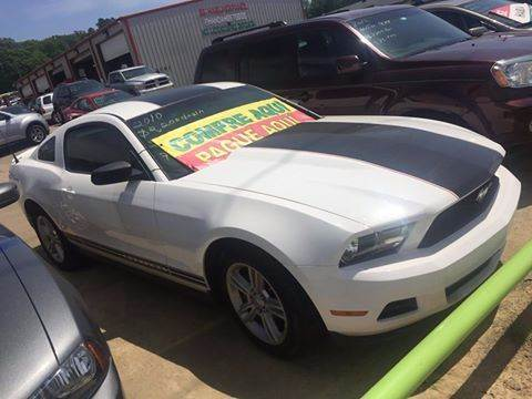 2010 Ford Mustang V6 2dr Coupe - Fort Smith AR