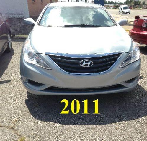 2011 Hyundai Sonata GLS 4dr Sedan 6A - Fort Smith AR