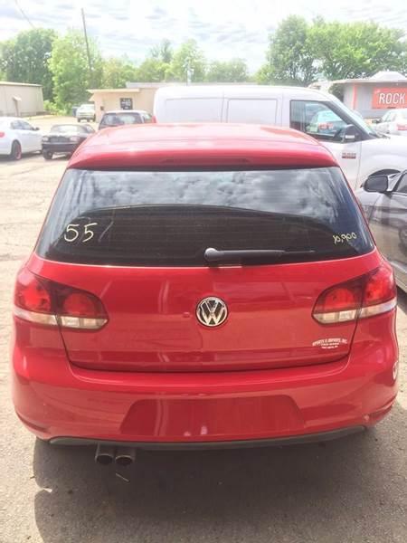 2010 Volkswagen Golf 2.5L 4dr Hatchback - Fort Smith AR
