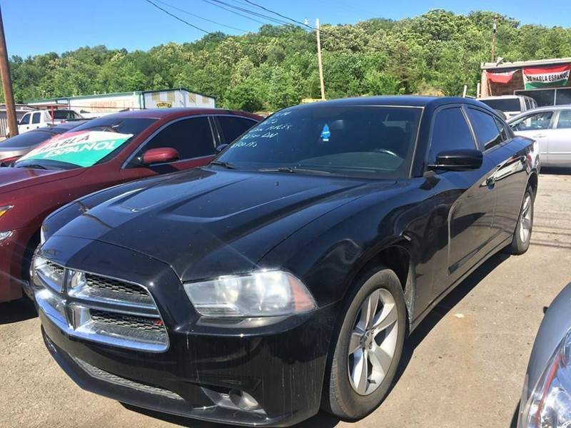 2014 Dodge Charger SXT 4dr Sedan - Fort Smith AR