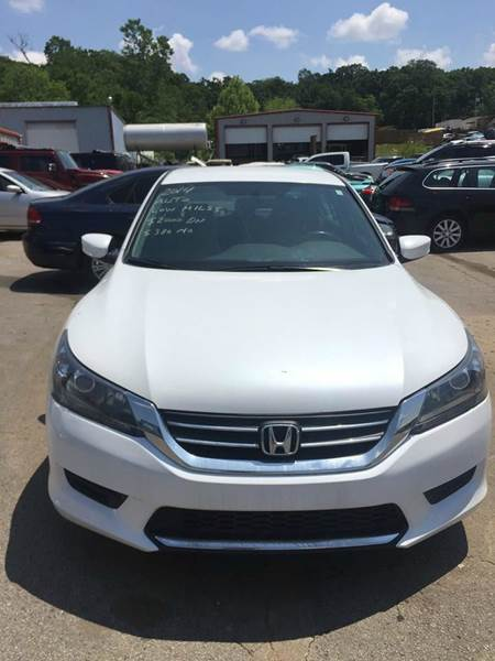 2014 Honda Accord Sport 4dr Sedan CVT - Fort Smith AR