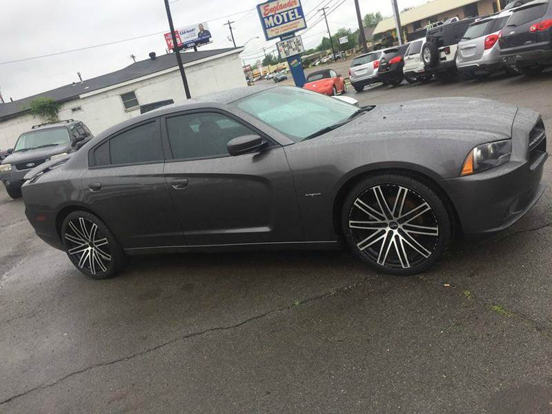 2014 Dodge Charger SE 4dr Sedan - Fort Smith AR
