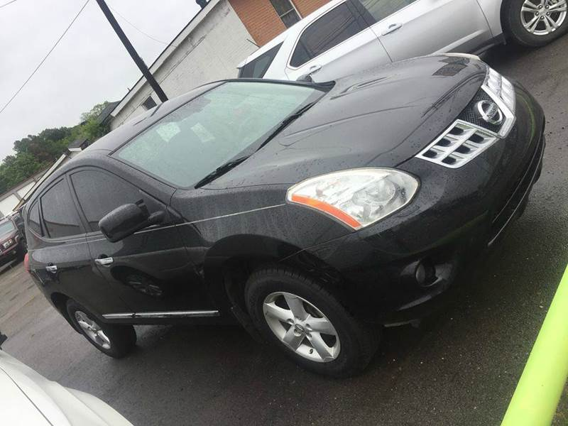 2013 Nissan Rogue S 4dr Crossover - Fort Smith AR