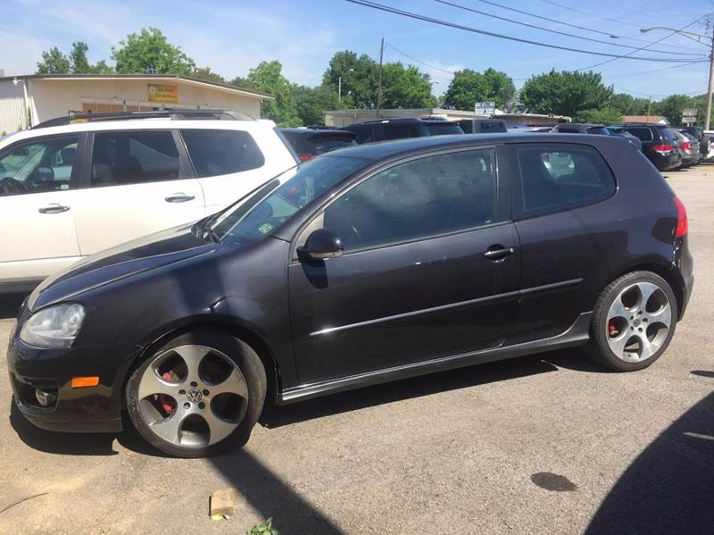 2009 Volkswagen GTI 2dr Hatchback 6A - Fort Smith AR