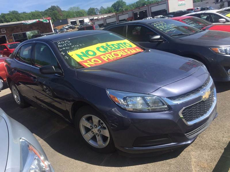 2015 Chevrolet Malibu LS 4dr Sedan - Fort Smith AR