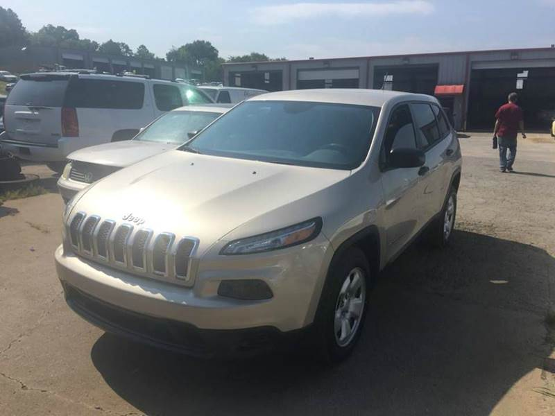 2015 Jeep Cherokee Sport 4dr SUV - Fort Smith AR