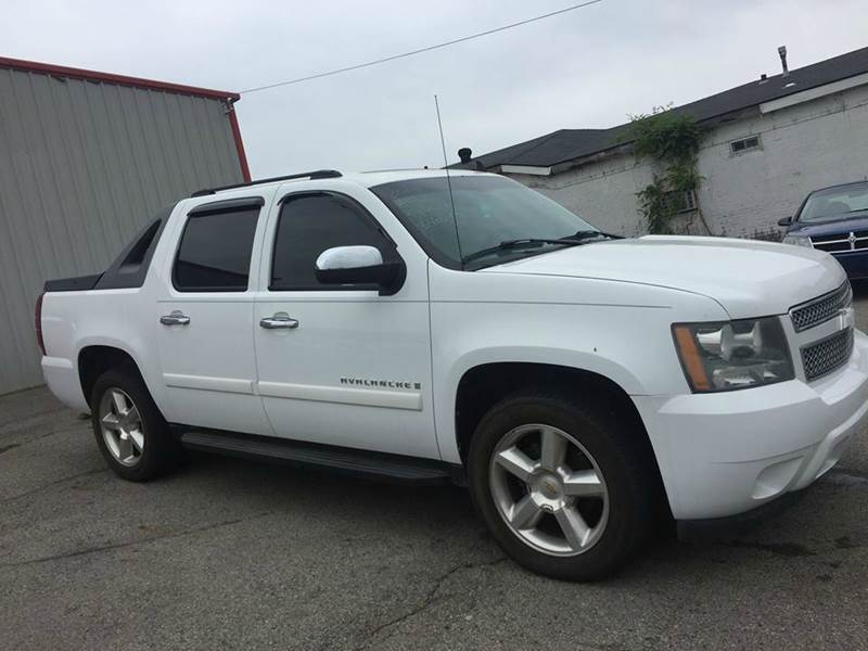 2008 Chevrolet Avalanche 4x2 LS 4dr Crew Cab SB - Fort Smith AR