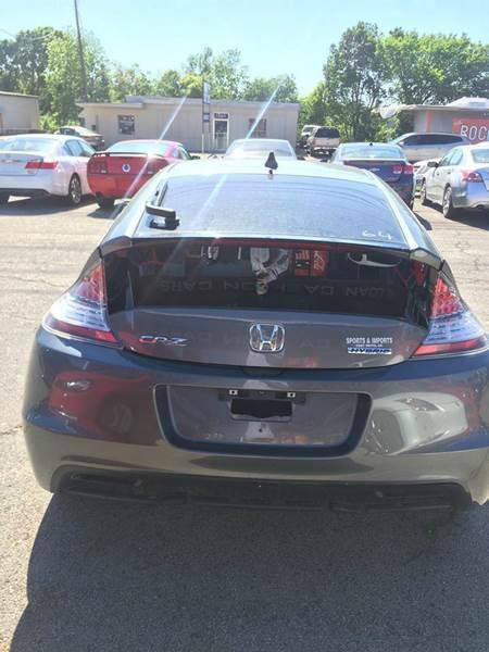 2014 Honda CR-Z 2dr Hatchback CVT - Fort Smith AR