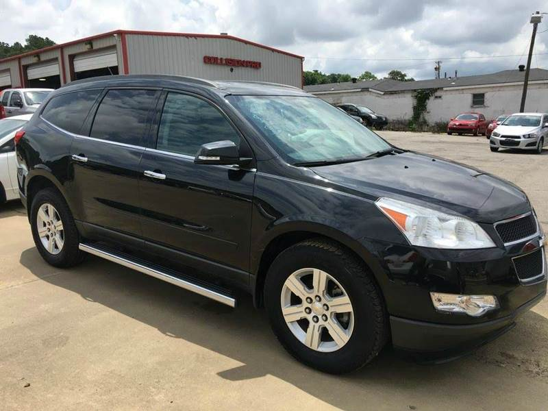 2011 Chevrolet Traverse AWD LT 4dr SUV w/2LT - Fort Smith AR
