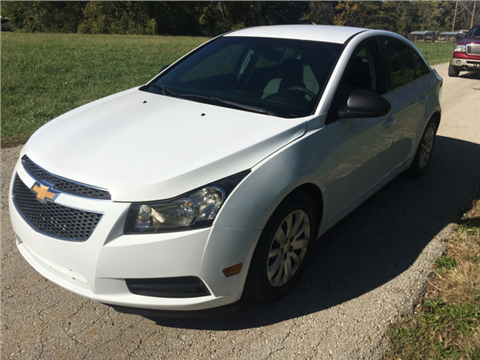 2011 Chevrolet Cruze for sale in Merriam, KS