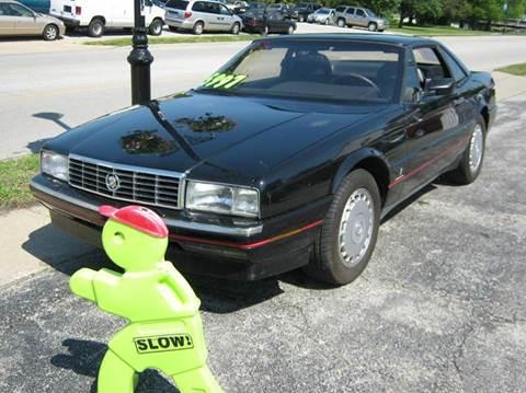 1989 Cadillac Allante for sale in Merriam, KS
