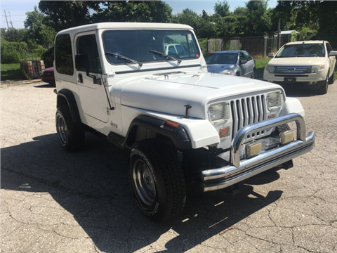 1995 Jeep Wrangler for sale in Merriam, KS