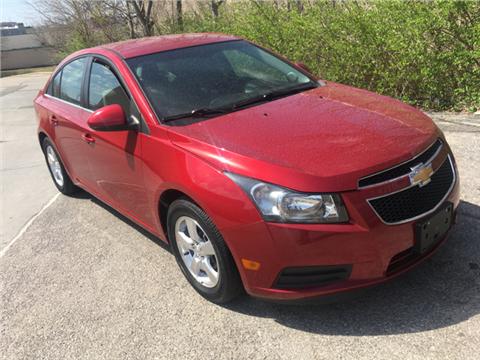 2012 Chevrolet Cruze for sale in Merriam, KS