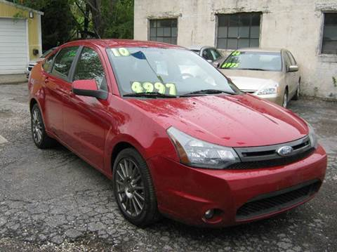 2010 Ford Focus for sale in Merriam, KS