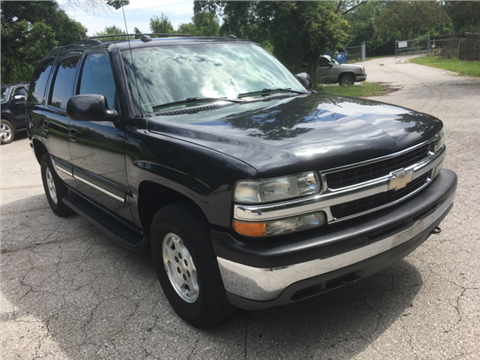 2004 Chevrolet Tahoe for sale in Merriam, KS