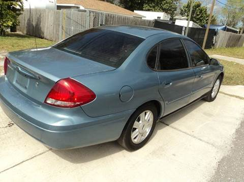 2005 Ford Taurus for sale in Largo, FL